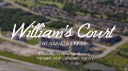 William's Court at Kanata Lakes