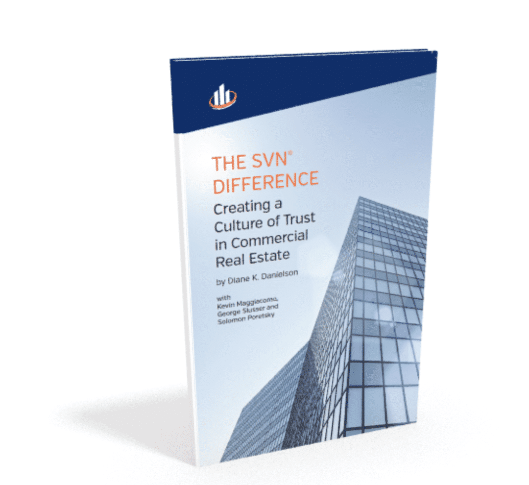 The SVN Difference Book Cover