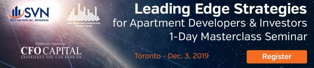 SVN Rock & CFO Capital Present: Leading Edge Strategies for Apartment Developers & Investors